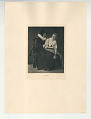 View Photographs from Life in Old Dutch Costume digital asset: Portfolio; photogravure, The Family