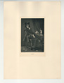 View Photographs from Life in Old Dutch Costume digital asset: Portfolio; photogravure, A Flirtation