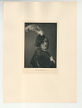 View Photographs from Life in Old Dutch Costume digital asset: Portfolio; photogravure, The Boy with the Flute