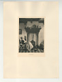 View Photographs from Life in Old Dutch Costume digital asset: Portfolio; photogravure, Lady with Hat and Ruff