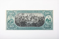 View 10 Dollars, National Bank Note, United States, 1879 digital asset number 1
