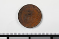 View 1 Penny, South Africa, 1941 digital asset: Coin, 1 Penny