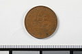 View 1 Penny, South Africa, 1950 digital asset: Coin, 1 Penny