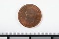 View 1 Penny, South Africa, 1952 digital asset: Coin, 1 Penny