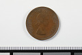 View 1 Penny, South Africa, 1953 digital asset: Coin, 1 Penny