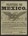 View Mexican War Broadside digital asset number 1
