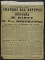 View Chambre Des Deputes Extrait Du Proces Verbal De La Seance Du Jeudi 5 Avril 1917 digital asset number 0