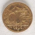 View 15 Rupees, German East Africa, 1916 digital asset number 4