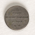 View Russian Invention Token, Jeton, Russia, 1811 digital asset number 3