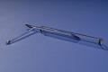 View Experimental cesium laser component digital asset: Light source for Gould cesium laser, assembled, top view