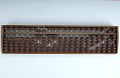 View Soroban, or Japanese Abacus digital asset: JAPANESE ABACUS (SOROBAN), front view
