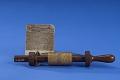 View Patent Model for Cylindrical Slide Rule Invented by George Fuller digital asset: Slide Rule - Patent Office Model for Fuller