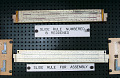 View Keuffel & Esser Slide Rule Display digital asset: Keuffel & Esser Display - Steps in Slide Rule Manufacture.