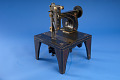 View 1851 - Isaac Singer's Sewing Machine Patent Model digital asset number 13