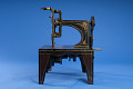 View 1851 - Isaac Singer's Sewing Machine Patent Model digital asset number 15