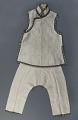 View 1915 - 1925 Chinese American Girl's Trousers digital asset: Girl's Vest and Trousers