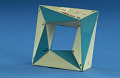 View Geometric Model by A. Harry Wheeler, Musical Polyhedron, after Moebius digital asset: Geometric Model - Moebius Polyhedron