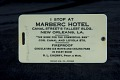 View Marberc Hotel luggage tag digital asset number 3