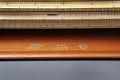 View Keuffel & Esser 4013 Thacher Cylindrical Slide Rule digital asset: K&E Thacher Cylindrical Slide Rule, Model 4013, Back Detail