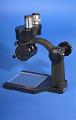 View Microscope digital asset: microscope, left view