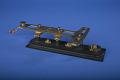 View Corkhill Ellipsograph Patent Model digital asset: U. S. Patent Office Model for H. R. Corkhill Jr.'s Ellispograph