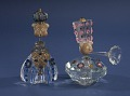 View Perfume Bottle Heads from Animated Film <i>Date with Duke</i> by George Pal digital asset number 1