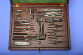 View Magazine Case of Drawing Instruments digital asset: Set of Drawing Instruments by Schoenner