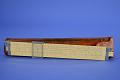 View Dietzgen 1735 Maniphase Multiplex Vector Slide Rule digital asset: Dietzgen 1735 Maniphase Multiplex Vector Slide Rule, Reverse, with Case