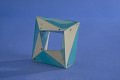 View Geometric Model by A. Harry Wheeler, Musical Polyhedron, after Moebius digital asset: Geometric Model by A. Harry Wheeler, Moebius Polyhedron