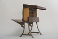 View John Mott's 1881 School Desk and Seat Patent Model digital asset number 6