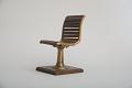 View Edwin J. Piper's 1873 School Seat Patent Model digital asset number 4