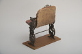 View William A. Slaymaker's 1874 Opera Chair Patent Model digital asset number 4