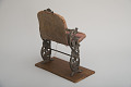 View William A. Slaymaker's 1874 Opera Chair Patent Model digital asset number 6