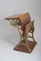 View Orlando D. Case's 1879 School Desk and Seat Patent Model digital asset number 3