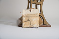 View O. D. Case's 1879 School Desk and Seat Patent Model digital asset: Original tag.