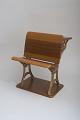 View Orlando D. Case's 1879 School Desk and Seat Patent Model digital asset number 6