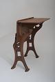 View Albert E. Roberts's 1870 School Desk and Seat Patent Model digital asset number 4