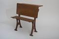 View Albert E. Roberts's 1870 School Desk and Seat Patent Model digital asset number 6
