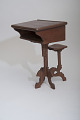 View William Joeckel's 1861 School Desk and Seat Patent Model digital asset number 3