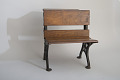 View Addison S. Vorse's 1870 School Desk and Seat Patent Model digital asset number 5