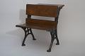 View Addison S. Vorse's 1870 School Desk and Seat Patent Model digital asset number 6