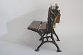 View Addison S. Vorse's 1870 School Desk and Seat Patent Model digital asset number 8