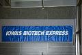 View Iowa's Biotech Express Banner digital asset: Banner, Iowa's Biotech Express.