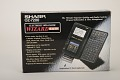 View Sharp Model OZ-7200 Electronic Organizer digital asset: Sharp Model OZ-7200 Wizard Electronic Organizer in Box