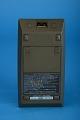 View Hewlett-Packard HP-65 Handheld Electronic Calculator digital asset: Hewlett-Packard HP-65 Handheld Electronic Calculator, Back View