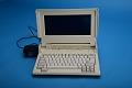 View Tandy 1400 Personal Computer LT digital asset: Tandy 1400 Portable Computer, Open