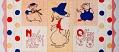 "View 1938 - 1945 Brenda Brown's ""Three Little Pigs"" Quilt digital asset number 8"