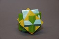 View Geometric Model by A. Harry Wheeler, Union of Three Cubes digital asset: Geometric Model by A. Harry Wheeler, Union of Three Cubes