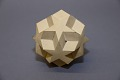 View Geometric Model by Dick Holl, a Student of A.Harry Wheeler, Dodecadodecahedron digital asset: Geometric Model by Dick Holl, a Student of A. Harry Wheeler, Dodecadodecahedron