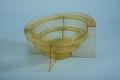 View Geometric Model by A. Harry Wheeler, Spiral digital asset: Geometric Model by A. Harry Wheeler, Spiral Descent